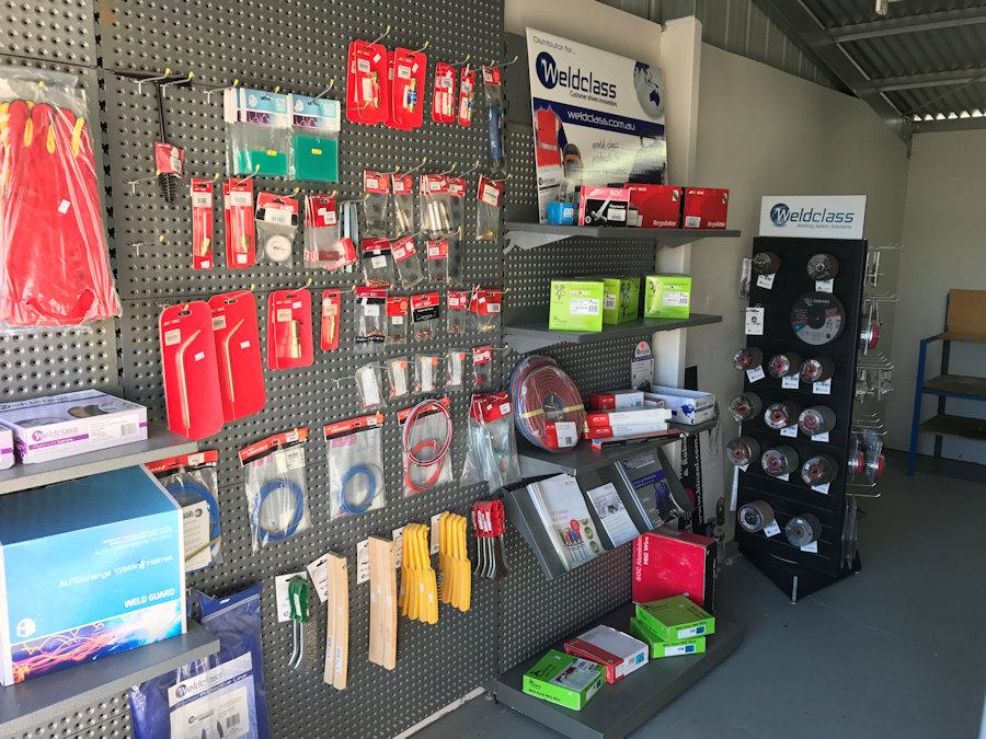 BOC Gas Equipment Rockingham