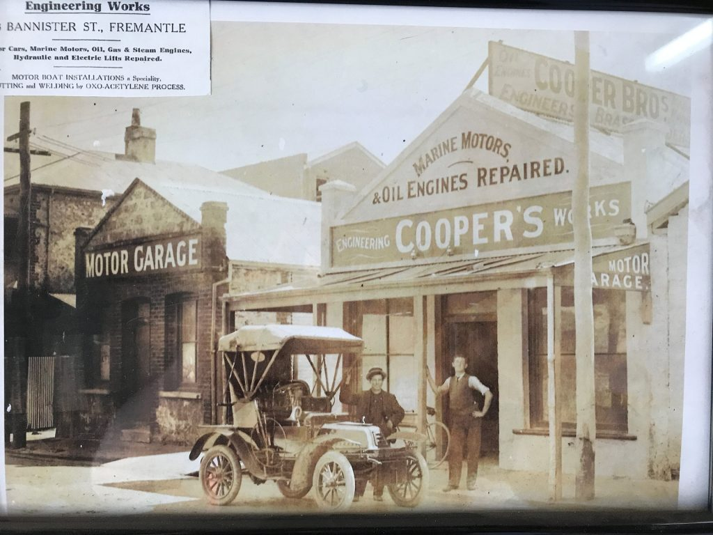 History of Coopers Motors